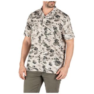 5.11 Tactical MenS Tropi-Camo Short Sleeve Shirt-511