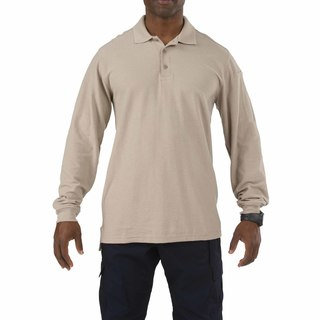 5.11 Tactical MenS Utility Long Sleeve Polo Shirt-5.11 Tactical