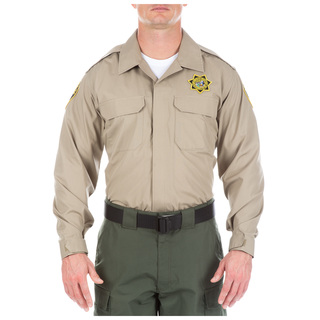 5.11 Tactical Men Cdcr Line Duty Shirt-
