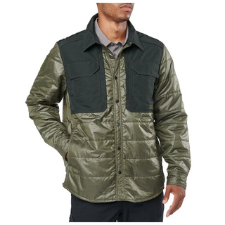 5.11 Tactical Mens Peninsula Insulator Shirt Jacket,-