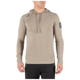 5.11 Tactical Mens Cruiser Performance Long Sleeve Hoodie-