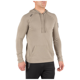 5.11 Tactical Mens Cruiser Performance Long Sleeve Hoodie-