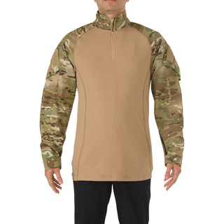 5.11 Tactical MenS Multicam Tdu Rapid Assault Shirt-