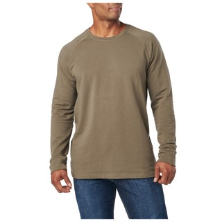 5.11 Tactical MenS Zone Long Sleeve Crew Shirt-