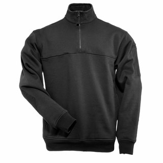 5.11 Tactical MenS 1/4 Zip Job Shirt