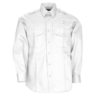 5.11 Tactical MenS Twill Pdu Class- B Long Sleeve Shirt-