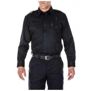 5.11 Tactical MenS Twill Pdu Class- B Long Sleeve Shirt-511