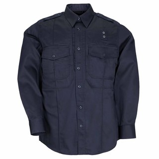 5.11 Tactical MenS Taclite Pdu Class- B Long Sleeve Shirt-511