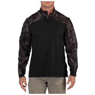 72415G7 5.11 Tactical Mens Rapid Quarter Zip-