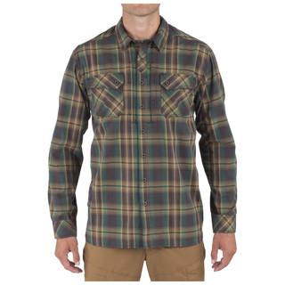 5.11 Tactical Mens 5.11® Flannel Shirt-5.11 Tactical