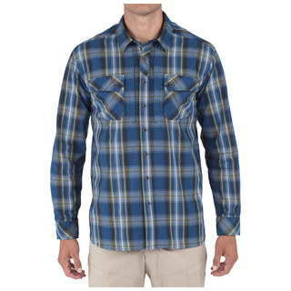5.11 Tactical MenS 5.11 Flannel Shirt-5.11 Tactical