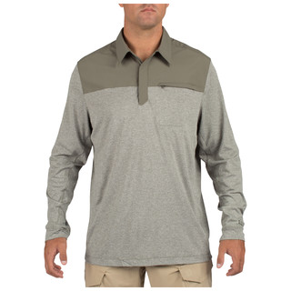 5.11 Tactical MenS Rapid Long Sleeve Polo Shirt-511