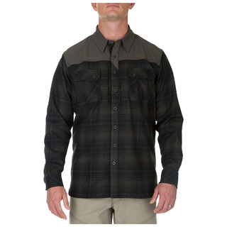 5.11 Tactical MenS Sidewinder Flannel Shirt-5.11 Tactical