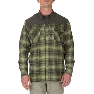 5.11 Tactical Men Sidewinder Flannel Shirt-
