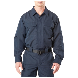 5.11 Tactical Men Fast-Tac™ Tdu™ Long Sleeve Shirt-5.11 Tactical
