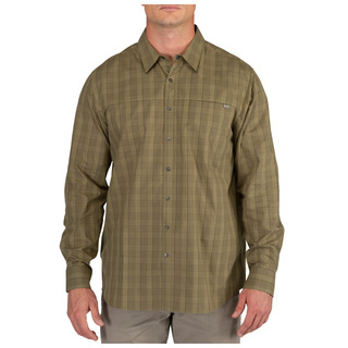 5.11 Tactical MenS Echo Long Sleeve Shirt-