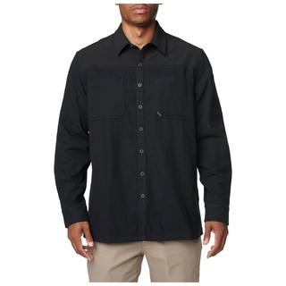 5.11 Tactical MenS Ascension Long Sleeve Shirt-5.11 Tactical