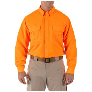 5.11 Tactical Men Hi-Vis Performance Long Sleeve Shirt-