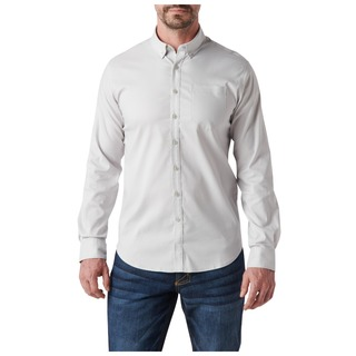 5.11 Tactical MenS Alpha Flex Long-Sleeve Solid Shirt-511