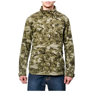 5.11 Tactical MenS Surplus Camo Jacket-