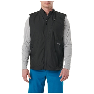 5.11 Tactical MenS Cascadia Windbreaker Packable Vest-511