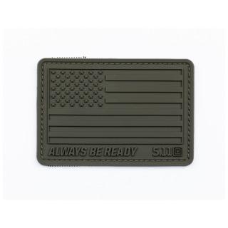 5.11 Tactical Fatigue Series - Usa Flag Patch-