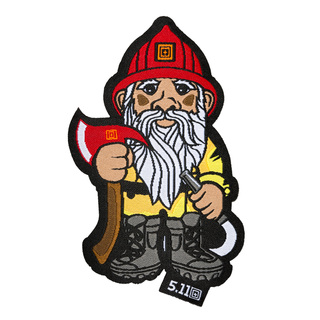 5.11 Tactical Firefighter Gnome Patch-