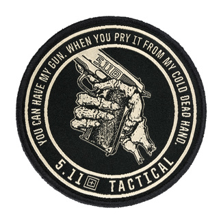 5.11 Tactical Cold Dead Hands Patch-