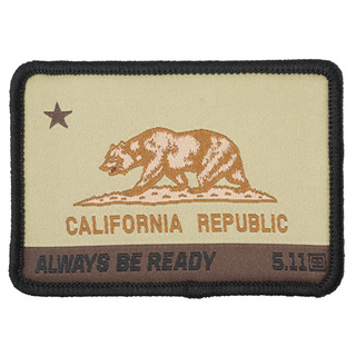 5.11 Tactical California State Bear