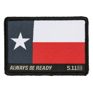 5.11 Tactical Texas Flag Patch-
