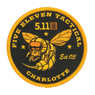 5.11 Tactical Charlotte Hornet Patch-