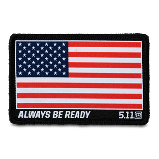 5.11 Tactical Usa Flag Woven Patch-