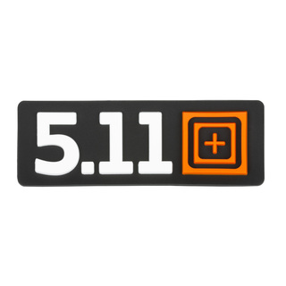 5.11 Tactical Legacy Rubber Patch-5.11 Tactical