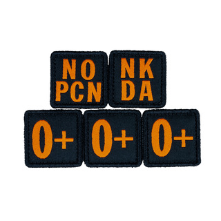 5.11 Tactical Blood Type Patch Kit O Positive-