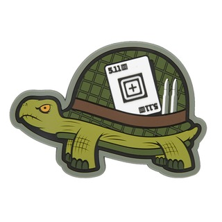 5.11 Tactical Sgt. Tortoise Patch-5.11 Tactical