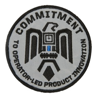 5.11 Tactical Commitment Patch-