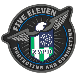 5.11 Tactical Nypd Patch-