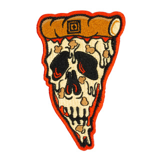 5.11 Tactical Pizza Patch-5.11 Tactical