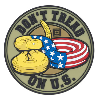 5.11 Tactical Dont Tread On Us Patch-5.11 Tactical