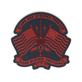 5.11 Tactical Saber And Flags Patch-