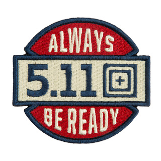 5.11 Tactical Always Be Ready Patch-