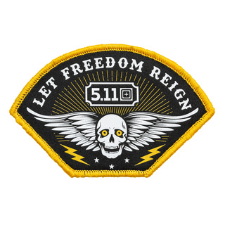 5.11 Tactical Let Freedom Reign Patch-