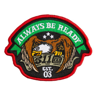 5.11 Tactical Birds And Banners Patch-