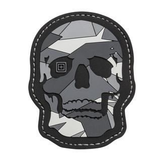 5.11 Tactical Razzle Dazzle Skull Patch-