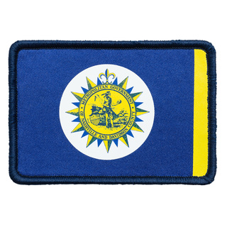 5.11 Tactical Nashville City Flag Patch-