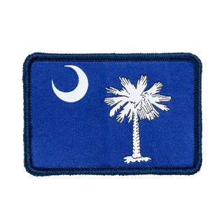 5.11 Tactical S. Carolina State Flag Patch-5.11 Tactical