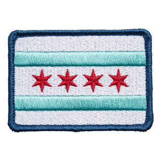 5.11 Tactical Chicago City Flag Patch-