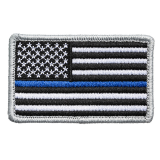 5.11 Tactical Usa Thin Blue Line Patch-