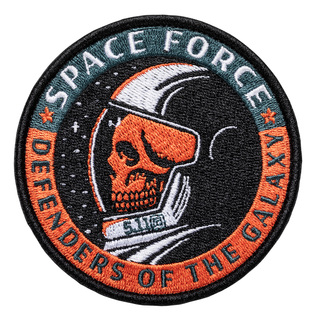 5.11 Tactical Public Safety Accessories 5.11 Tactical Space Force Patch-5.11 Tactical