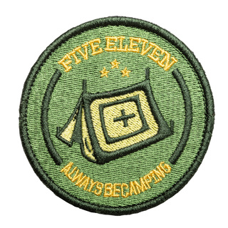 5.11 Tactical Always Be Camping Patch-